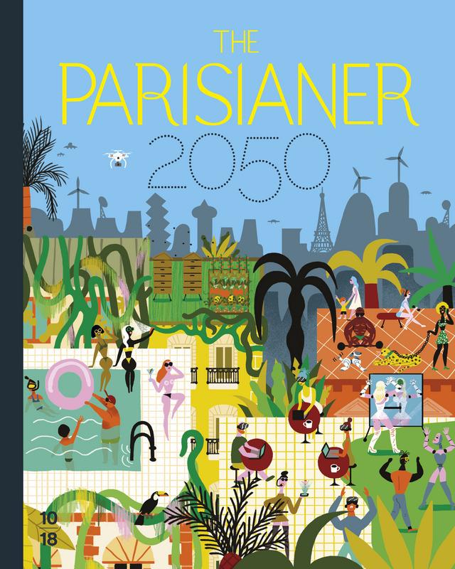 The Parisianer 2050 - COLLECTIF